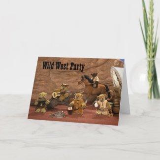 Wild West Party