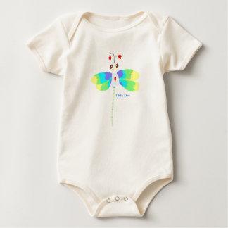 Dinky Dew dragonfly Baby Bodysuit