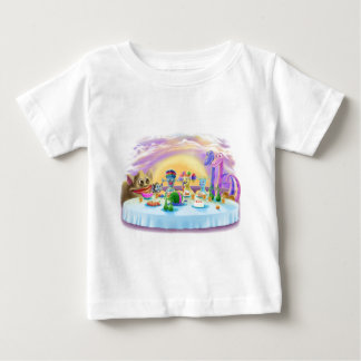 Dinner at Brimlest Palace Baby T-Shirt