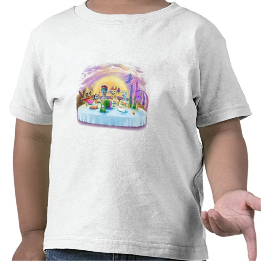 Dinner at Brimlest Palace T-shirts