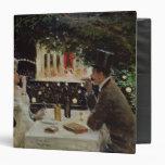 Dinner at Les Ambassadeurs, c.1882 Binder