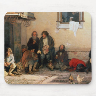 Dinner at the Zemstvo, 1872 Mouse Pad
