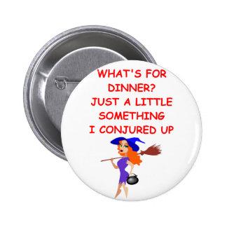 dinner button