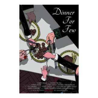 Dinner For Few official poster
