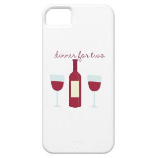 Dinner For Two iPhone 5/5S Covers