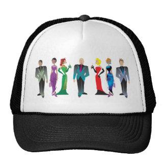 Dinner Guests Caps Trucker Hat