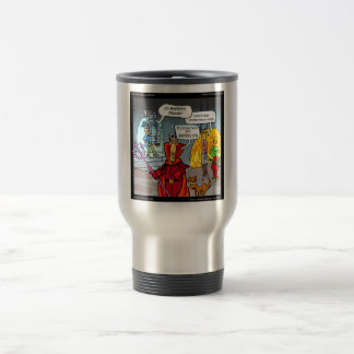 Dinner In Hell Funny Gifts Tees Cards Etc Travel Mug