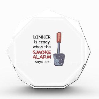 DINNER IS READY AWARD