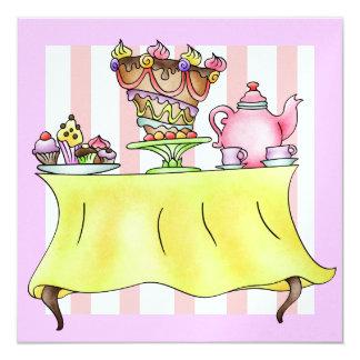 Dinner / Luncheon / Tea - SRF Card