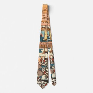 Dinner Party 1840 a Tie