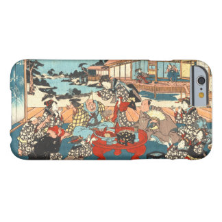 Dinner Party 1840 Barely There iPhone 6 Case