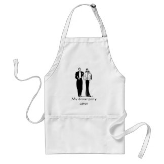 Dinner Party Apron