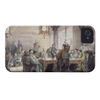 Dinner Party at a Mandarin's House, from 'China in iPhone 4 Cover