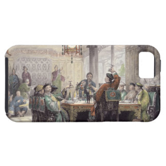 Dinner Party at a Mandarin's House, from 'China in iPhone SE/5/5s Case