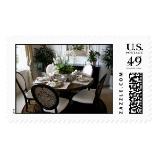 Dinner Party Stamp