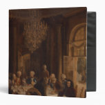 Dinner Table at Sanssouci, 1850 3 Ring Binders