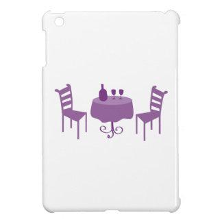Dinner Table iPad Mini Cases