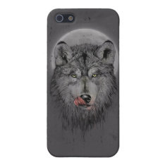 Dinner Time (dark Version) Case For Iphone Se/5/5s at Zazzle