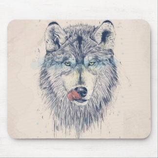Dinner time mouse pad
