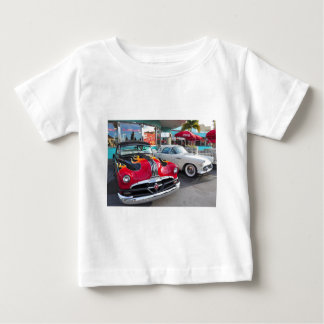 Dinning in the 50's at Mel's Diner Infant T-shirt