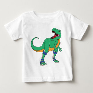 Dino AFO Baby T T Shirt