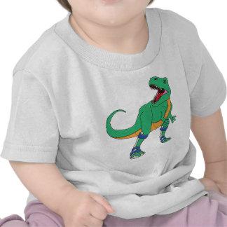 Dino AFO Baby T Tee Shirts