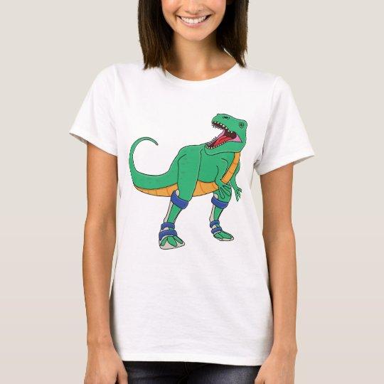 Dino AFO Ladies T T-Shirt