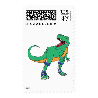 Dino AFO Stamps
