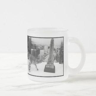 Dino Attacks NYC Mug