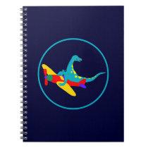 Dino Aviator Notebook