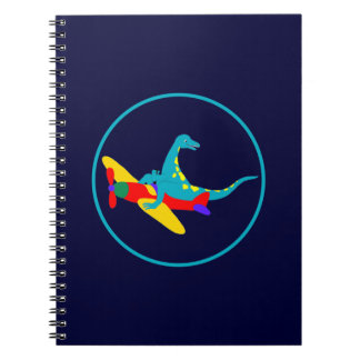Dino Aviator Notebook