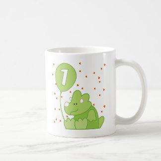 Dino Baby 1st Birthday Mugs