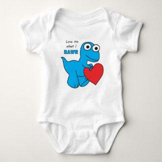 Dinosaur Baby Clothes & Apparel | Zazzle