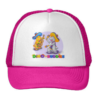 Dino-Buddies™ Baseball Cap – Mariachi Scene Trucker Hat