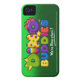 DINO-BUDDIES™ - Component Logo Green - iPhone 4 Ca iPhone 4 Cover