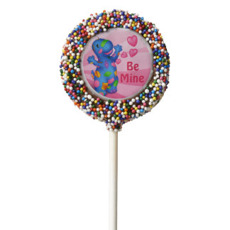 Dino-Buddies™ Cookie Pops - Patches™ w/Hearts Chocolate Covered Oreo Pop