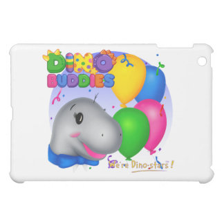 Dino-Buddies™ iPad Mini Hard Case – Baxter w/Ballo Cover For The iPad Mini