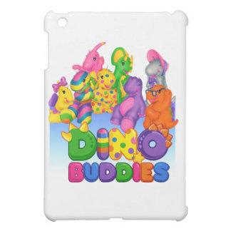 Dino-Buddies™ iPad Mini Hard Case – Sunset Scene iPad Mini Cover