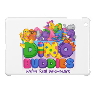 Dino-Buddies™ Mini iPad Hard Case-Always Together iPad Mini Cover