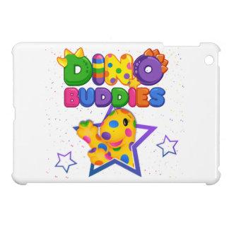 Dino-Buddies™ Mini iPad Hard Case - Rollo w/Star iPad Mini Covers