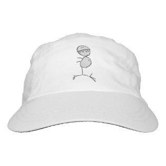 """Dino"" - by Carey Headsweats Hat"