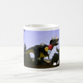 Dino Classic White Coffee Mug