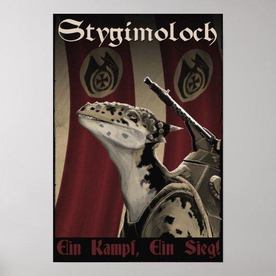 Dino D-Day: Stygimoloch Poster