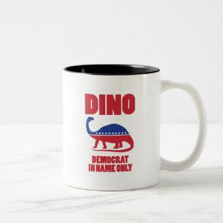 DINO (Democrat in name only) mug