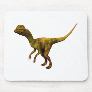 Dino Dinsaurier Saurier dinosaur Dilophosaurus Tapete De Ratón