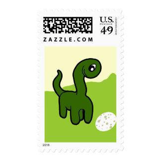 Dino Egg Postage