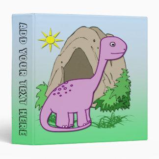 "Dino el dinosaurio 1,5"" carpeta"