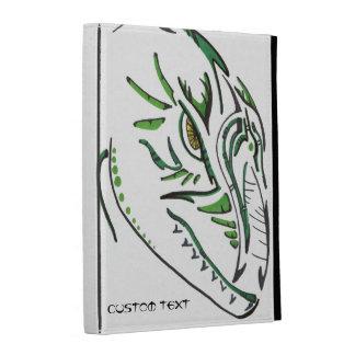 Dino Face 2 iPad Folio Covers