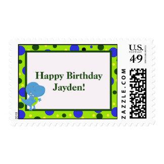 ¡Dino, feliz cumpleaños Jayden! Envio