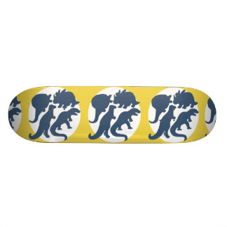 DINO four Skateboard